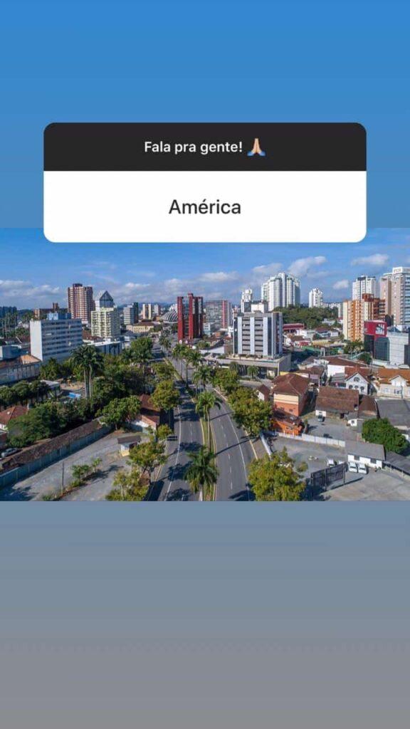 Pesquisa - Bairros de Joinville