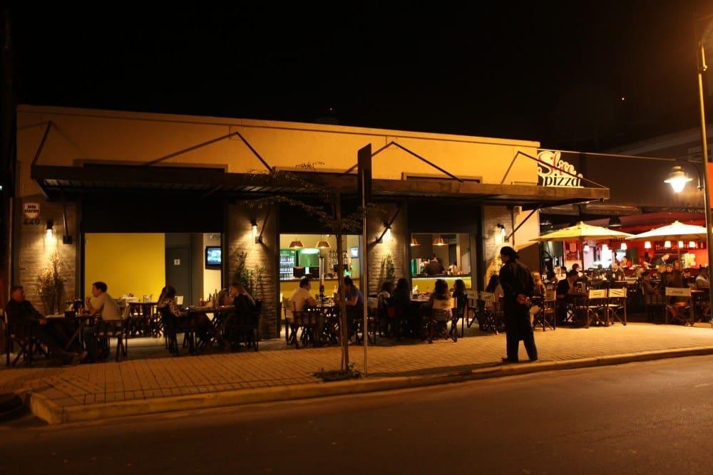 Via Gastronômica de Joinville - Foto: Slide Pizza