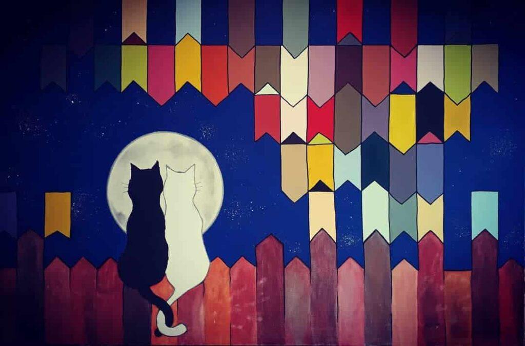 Pintura em tela por Luis Carlos Presente