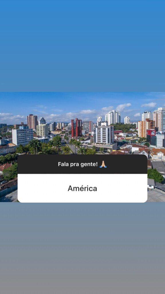Pesquisa – Bairros de Joinville
