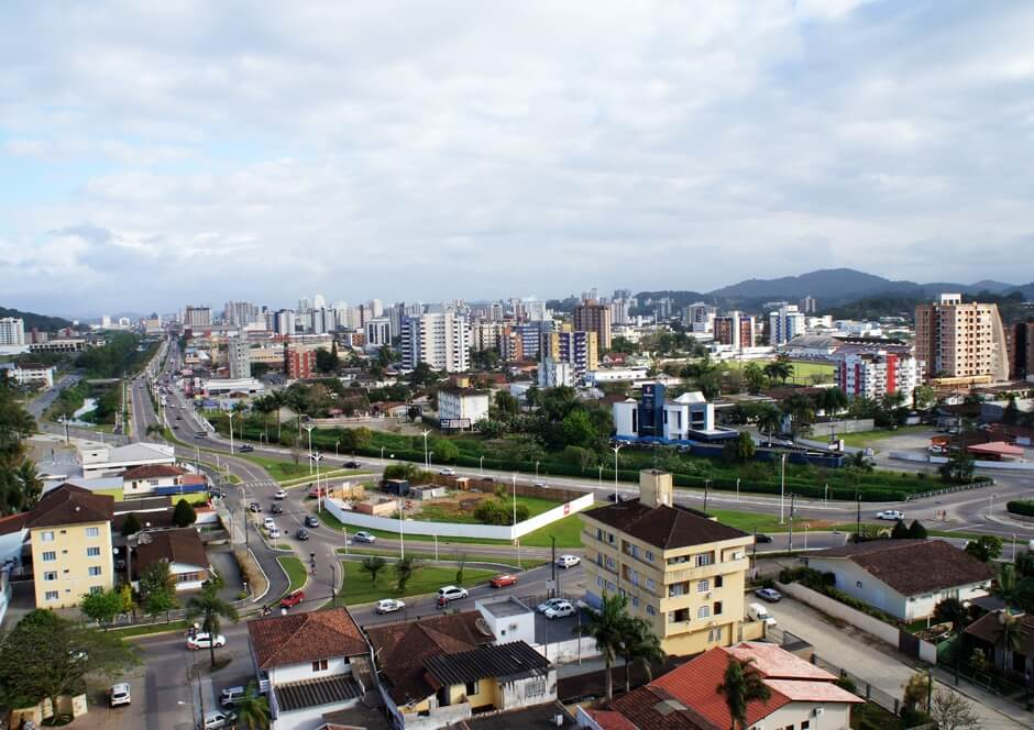 Uma das vantagens de morar em Joinville é a qualidade de vida!