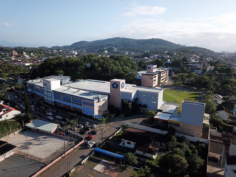 Melhores Escolas Particulares de Joinville - Bom Jesus