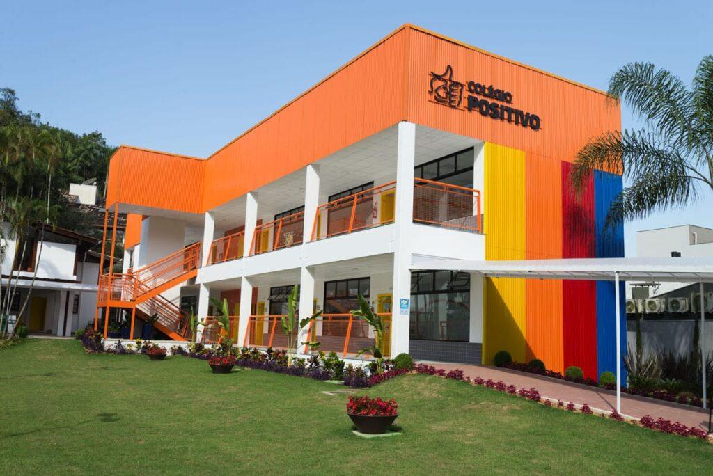 Melhores Escolas Particulares de Joinville – Positivo
