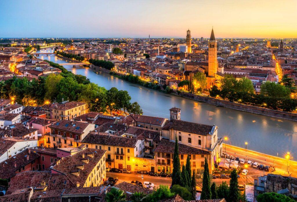 Destinos para Lua de Mel - Verona - Itália