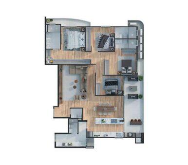 Planta Saint Antoni Residence - Final 03 e 04