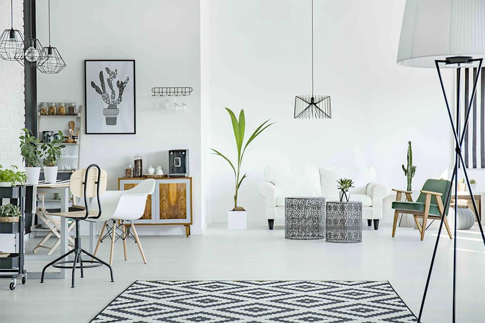 Dicas para aplicar a decoração escandinava no seu ambiente