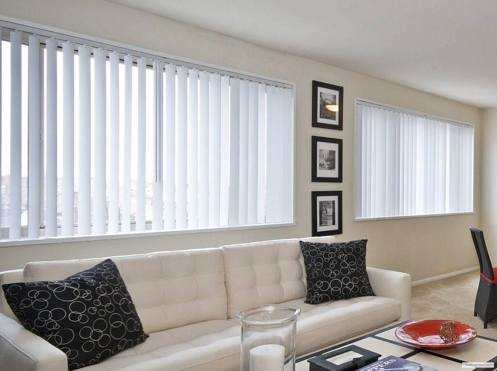 Tipos de cortinas e instalação