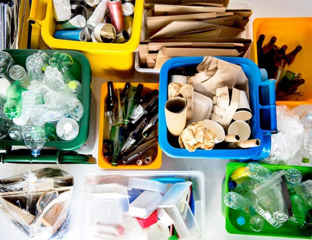 Cuidado com o lixo: separe e recicle