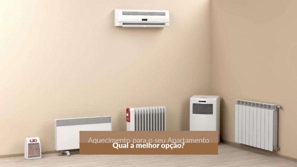 Qual o melhor tipo de aquecimento para o seu apartamento?